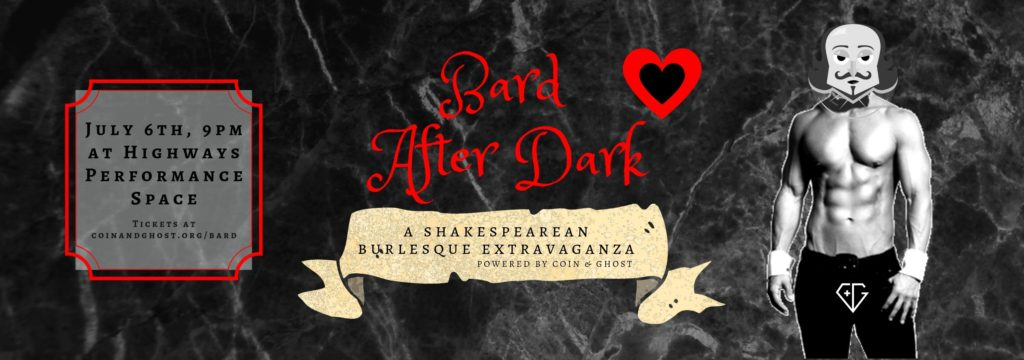 A Shakespearean Burlesque Extravaganza